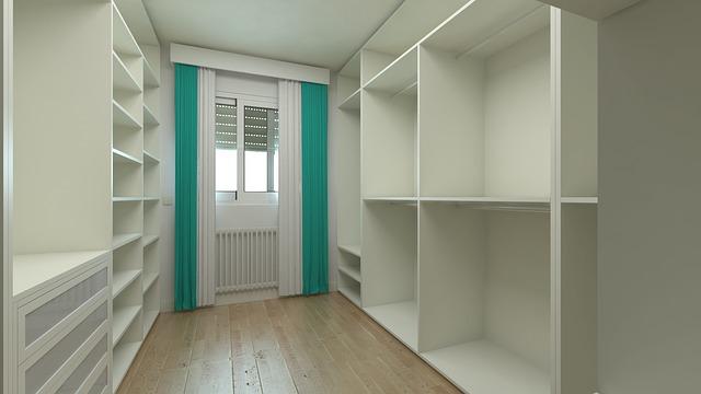 Szafy do garderoby: szafy wnękowe na wymiar, meble na wymiar Bielsko Biała