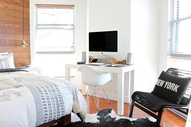 Meble do sypialni: białe meble do sypialni